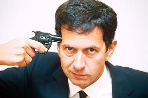 Gerald Ratner kilkoma słowami doprowadza firmę do skraju bankructwa