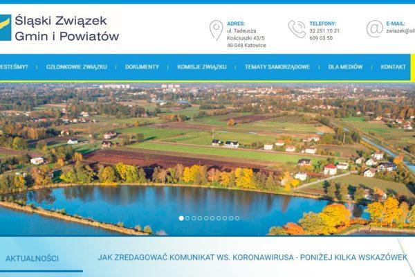 Pomagamy powiatom ze Śląska w komunikowaniu pilnych spraw mieszkańcom