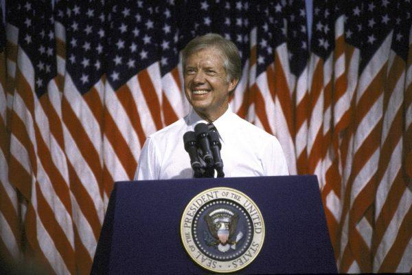 Jimmy Carter był kaznodzieją. Mimo to, jako prezydent nie sprostał oczekiwaniom Amerykanów.